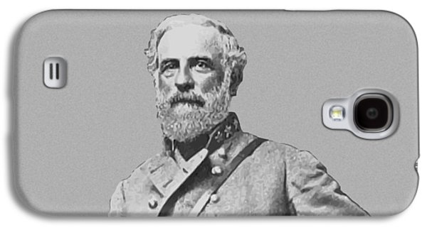 Americans Galaxy S4 Cases - General Robert E Lee Galaxy S4 Case by War Is Hell Store