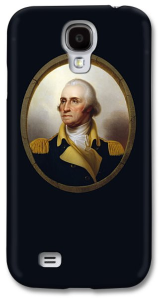 General Washington Galaxy S4 Case by War Is Hell Store