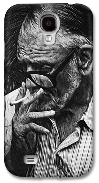George Romero Galaxy S4 Case by Taylan Soyturk