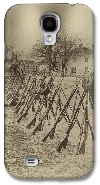 Gettysburg Surrender Galaxy S4 Case by John Haldane