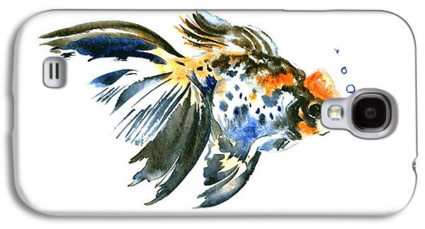 Goldfish Galaxy S4 Case by Suren Nersisyan
