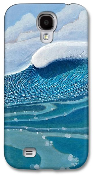 Reliefs Galaxy S4 Cases - Glitter Bomb  Galaxy S4 Case by Nathan Ledyard