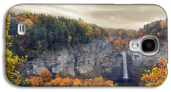 Glory Of Taughannock Galaxy S4 Case by Jessica Jenney