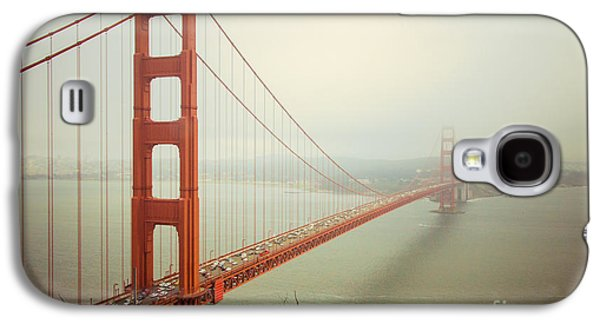 Golden Gate Bridge Galaxy S4 Case by Ana V Ramirez