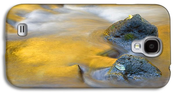 Refuge Galaxy S4 Cases - Golden Refuge Galaxy S4 Case by Mike  Dawson
