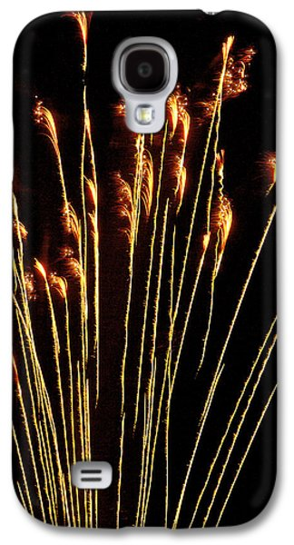 4th July Galaxy S4 Cases - Goldenrod Galaxy S4 Case by Phill  Doherty