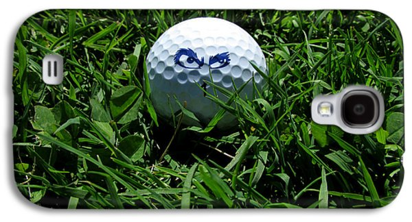 Sports Photographs Galaxy S4 Cases - Golf  Galaxy S4 Case by Joni Moseng
