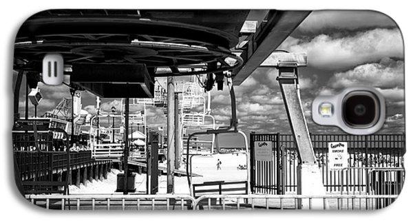 Gondola View Mono Galaxy S4 Case by John Rizzuto