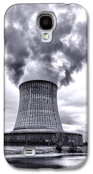 Gone Nuclear Galaxy S4 Case by Olivier Le Queinec