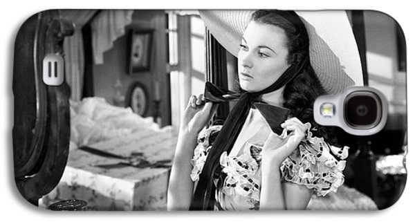 Interior Scene Photographs Galaxy S4 Cases - Gone With The Wind, 1939 Galaxy S4 Case by Granger