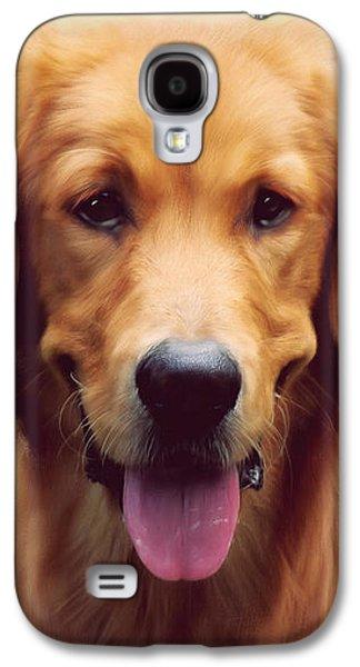 Good Boy Galaxy S4 Case by Lois Bryan