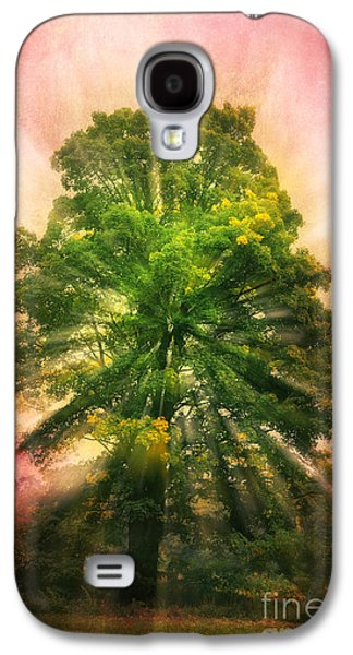 Landscapes Photographs Galaxy S4 Cases - Good Morning Galaxy S4 Case by SK Pfphotography