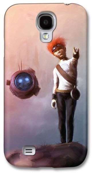 Goodkid Galaxy S4 Case by Jamie Fox