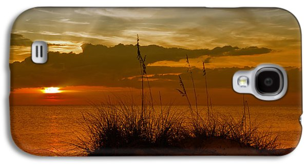 Evening Digital Galaxy S4 Cases - Gorgeous Sunset Galaxy S4 Case by Melanie Viola