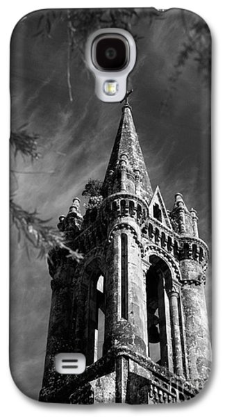 Building Photographs Galaxy S4 Cases - Gothic style Galaxy S4 Case by Gaspar Avila