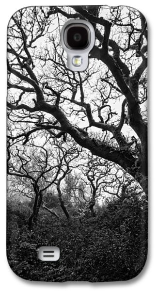 Recently Sold -  - Creepy Galaxy S4 Cases - Gothic Woods II Galaxy S4 Case by Marco Oliveira
