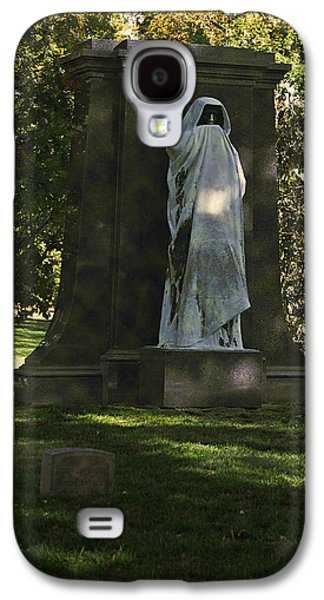 Graveyard Galaxy S4 Cases - Graceland Chicago - The place where the spirits roam Galaxy S4 Case by Christine Till