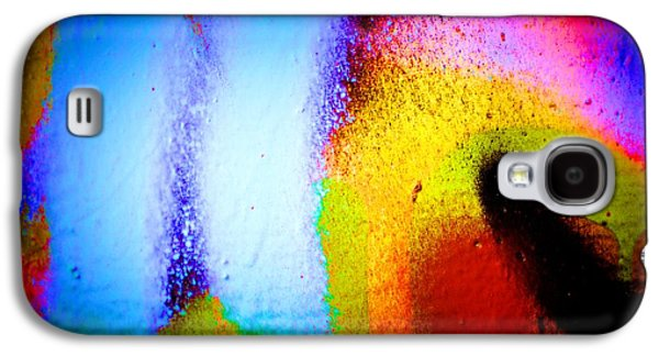 Splashy Art Galaxy S4 Cases - Graffiti Art 59 Galaxy S4 Case by Cindy Nunn