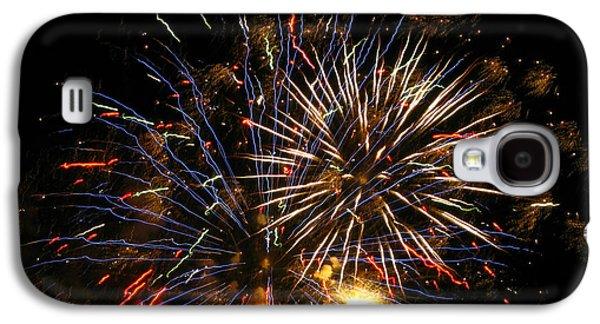 4th July Galaxy S4 Cases - Grand Finale Galaxy S4 Case by M E Cieplinski