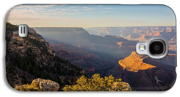 Grand Canyon Photographs Galaxy S4 Cases - Grandview Sunset - Grand Canyon National Park - Arizona Galaxy S4 Case by Brian Harig