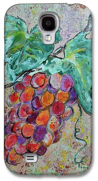 Grape Vine Fiesta Galaxy S4 Case by Ella Kaye Dickey