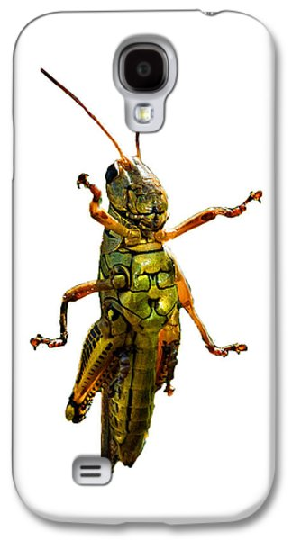 Grasshopper II Galaxy S4 Case by Gary Adkins