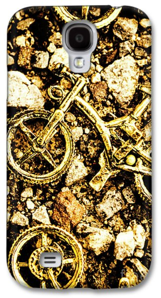 Gravel Bikes Galaxy S4 Case by Jorgo Photography - Wall Art Gallery