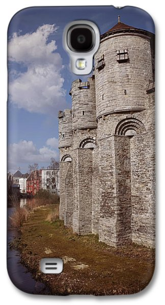 Fantasy Photographs Galaxy S4 Cases - Gravensteen Ghent Galaxy S4 Case by Carol Japp