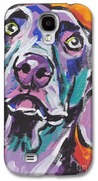 Gray Ghost Galaxy S4 Case by Lea S