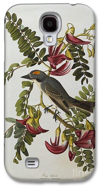 Gray Tyrant Galaxy S4 Case by John James Audubon