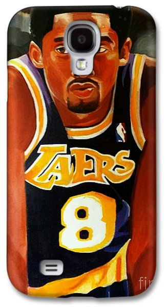 Bryant Paintings Galaxy S4 Cases - Greatness part2 Galaxy S4 Case by Jason Majiq Holmes