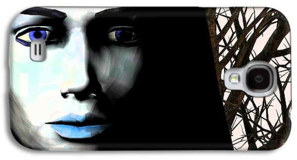 Psychiatry Galaxy S4 Cases - Grief And Depression, Conceptual Image Galaxy S4 Case by Stephen Wood