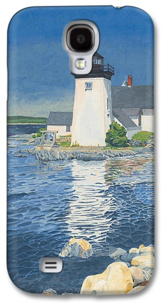 Grindle Point Light Galaxy S4 Case by Dominic White