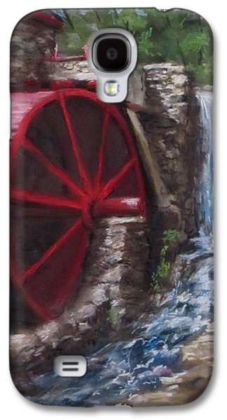 Jack Skinner Galaxy S4 Cases - Gristmill Galaxy S4 Case by Jack Skinner