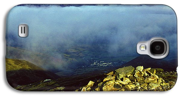 Temperature Inversion Galaxy S4 Cases - Grizedale Pike. Galaxy S4 Case by Stan Pritchard