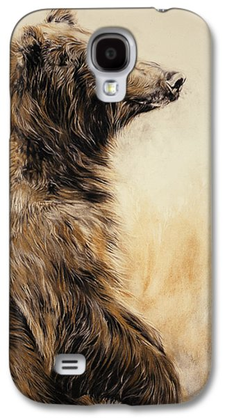 Grizzly Bear 2 Galaxy S4 Case by Odile Kidd