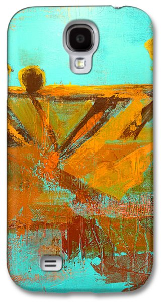 Ground Elements Galaxy S4 Case by Nancy Merkle