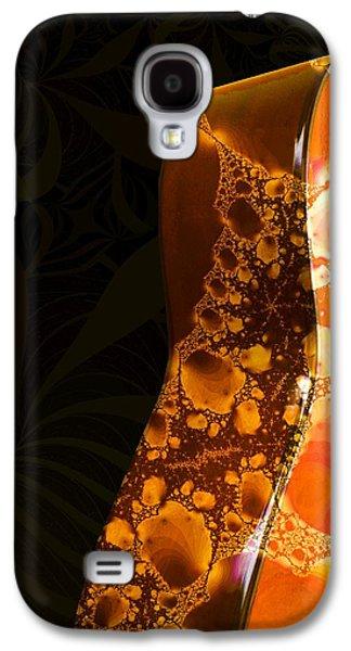 Galaxy S4 Cases - Guitar - Shape - Musical Instruments Galaxy S4 Case by Anastasiya Malakhova