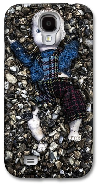 Doll Galaxy S4 Cases - Half Buried Doll Galaxy S4 Case by Joana Kruse