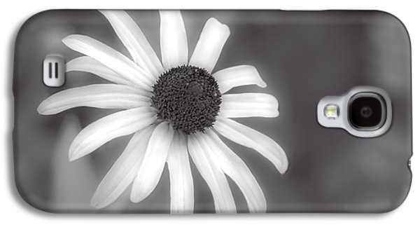 Nature Abstracts Galaxy S4 Cases - Half Crazy - Monochrome by fleblanc Galaxy S4 Case by F Leblanc