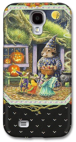Halloween Treats Galaxy S4 Case by Lynn Bywaters