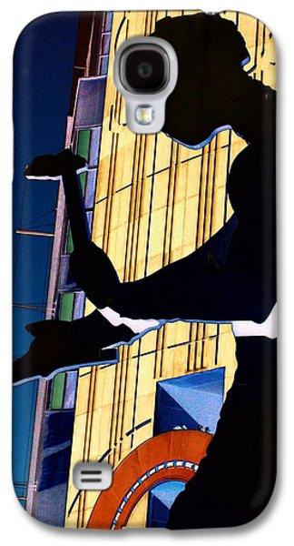 Hammering Man Galaxy S4 Case by Tim Allen