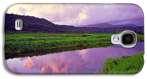 Hanalei Dawn Galaxy S4 Case by Kevin Smith