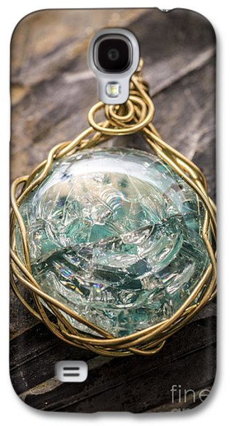 Circular Jewelry Galaxy S4 Cases - Hand Crafted Glassworks Galaxy S4 Case by Daniel Brunner