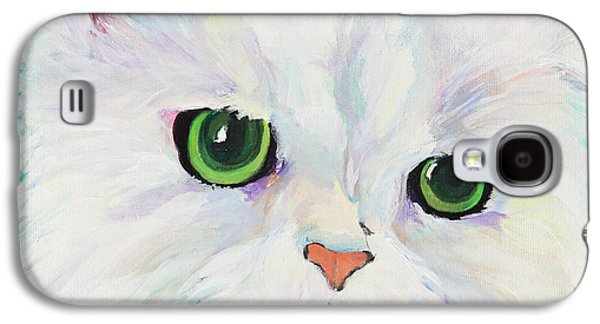 Hannah Galaxy S4 Case by Pat Saunders-White