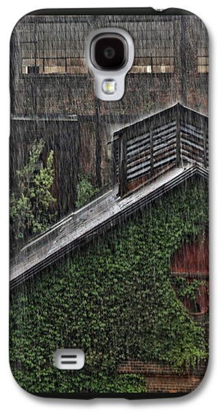 Bethlehem Galaxy S4 Cases - Hard Rain Galaxy S4 Case by DJ Florek