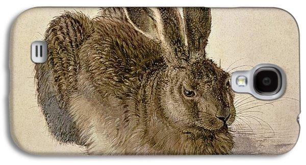 Hare Galaxy S4 Case by Albrecht Durer
