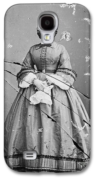 Harriet Lane, First Lady Galaxy S4 Case by Science Source