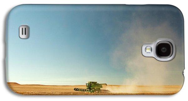 Harvest Cloud Galaxy S4 Case by Todd Klassy