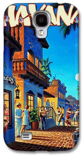 Havana Cuba Galaxy S4 Case by Mark Rogan